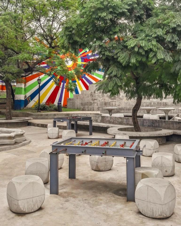 Plaza de San Telmo