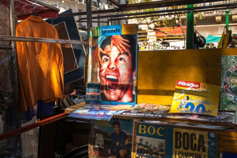 Mercado de San Telmo / Foto: Juan Pablo Librera