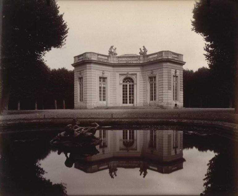 EUGENE ATGET - Petit Trianon