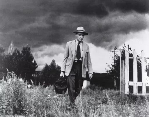 Médico de campo (W. Eugene Smith, Estados Unidos, 1948)