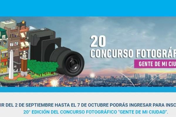 20 EDICION DEL CONCURSO FOTOGRÁFICO GENTE DE MI CIUDAD 2019
