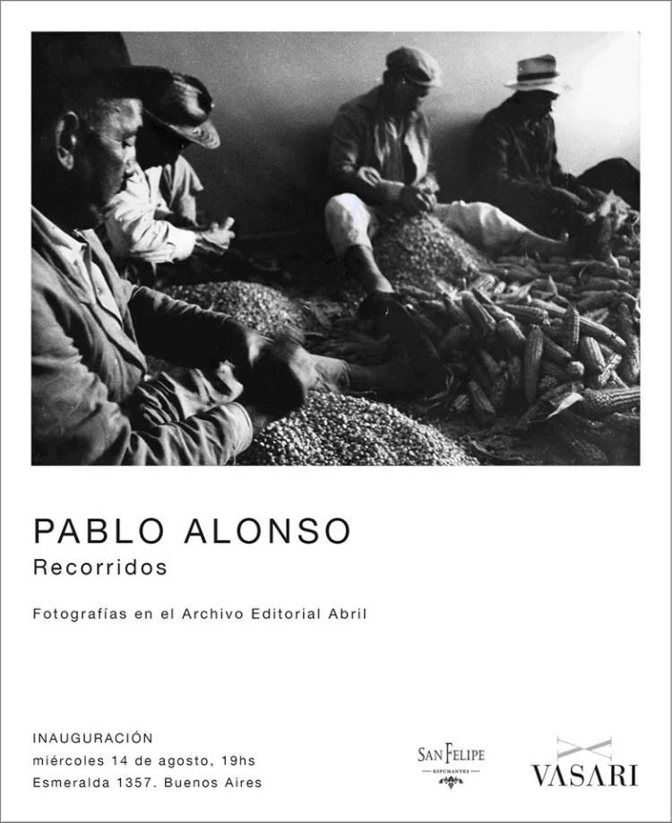 Pablo Alonso en Vasari