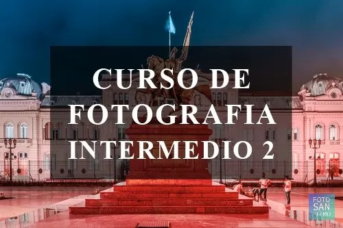 Curso de Fotografia Intermedio 2