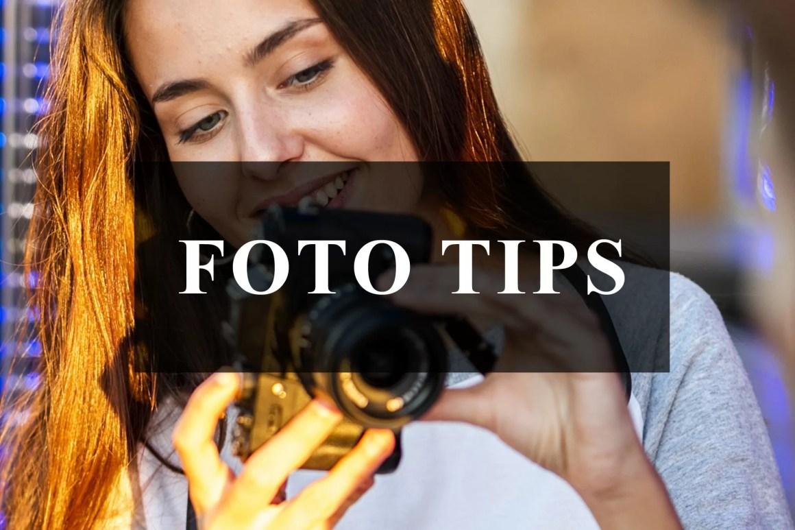 FOTO TIPS CURSO DE FOTOGRAFIA
