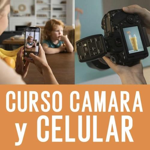 Curso de Fotografía con Celular Online