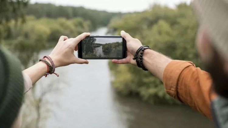 curso basico de fotografia con celular 2021