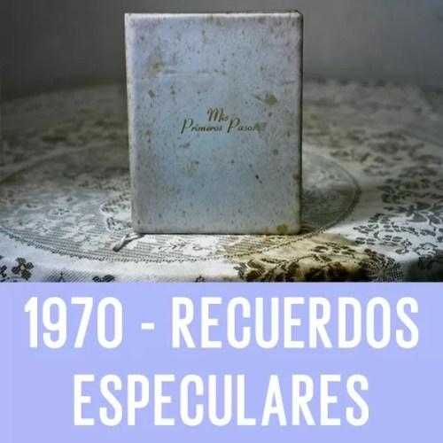 1970 Recuerdos Especulares