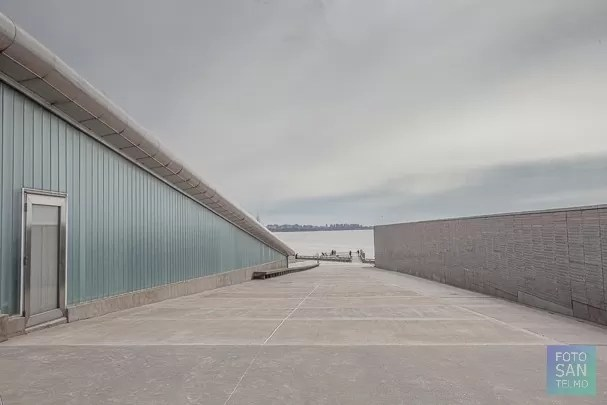 Fotografía del Parque de la memoria