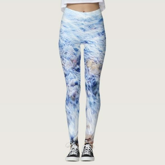 This is my most sold leggins design from Zazzle.com