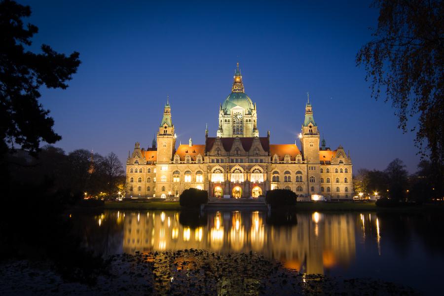 Nachtfotografie in Hannover – ein Workshop für Anfänger