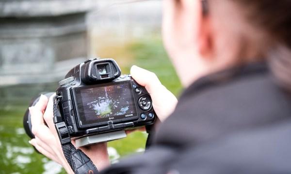 Fotowalk für Fotografie-Anfänger