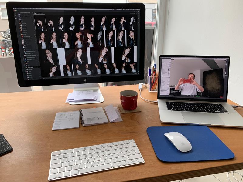 Online-Meetings mit Zoom