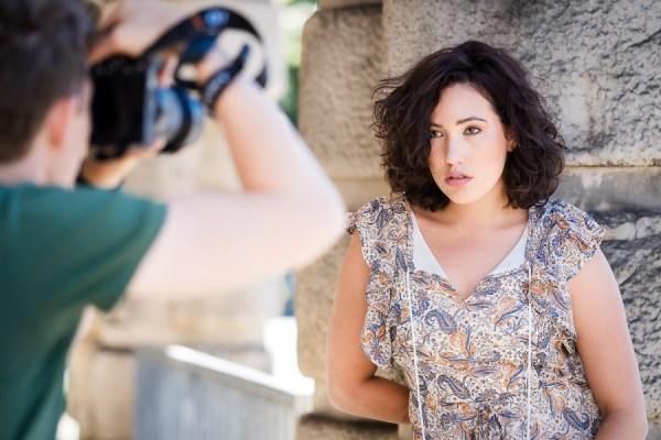 Portraitfotografie mit available light