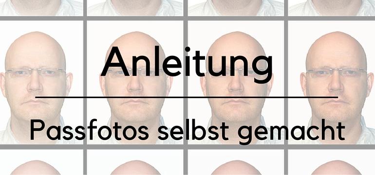 Passfoto Machen
