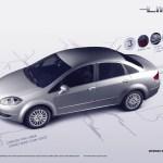 Fiat Linea 1 9 16v Flex 2008