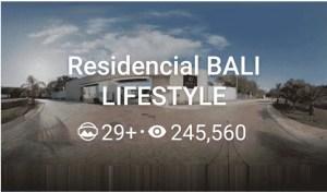 Recorrido Virtual de Residencial Bali Life Style