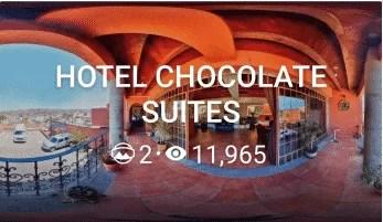 Recorrido Virtual de hotel chocolate suites