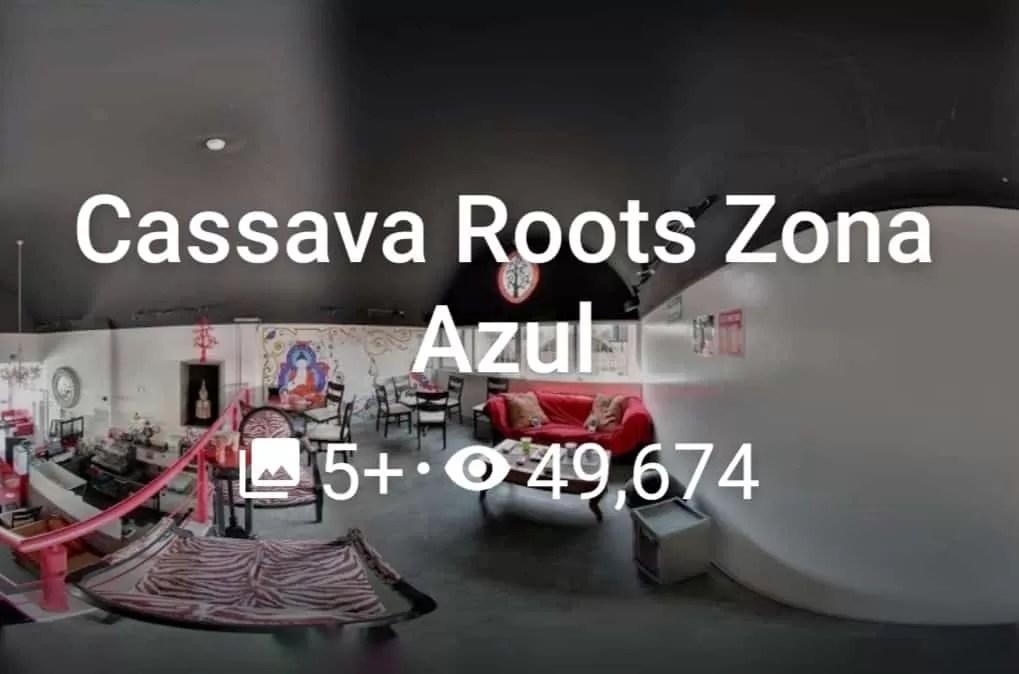Cassava Roots Zona Azul 2020