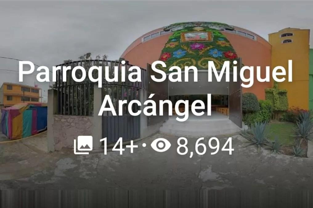 Parroquia San Miguel Arcángel 2020