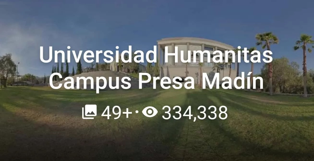 Universidad Humanitas  Campus Presa Madin 2020