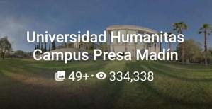 Universidad Humanitas  Campus Presa Madin 2020