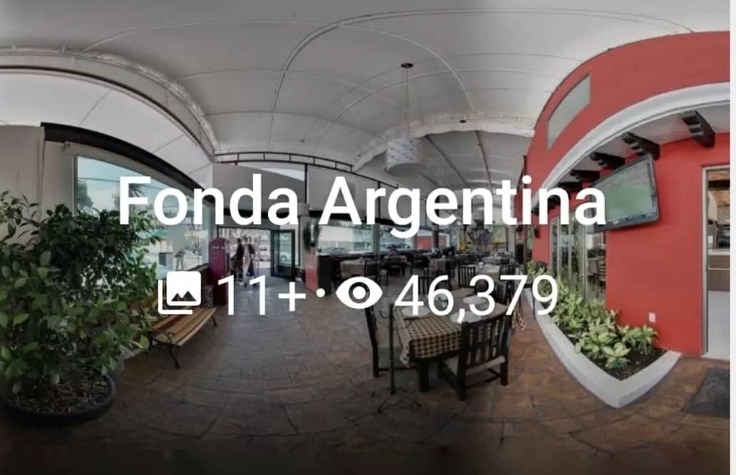 Fonda Argentina 2020