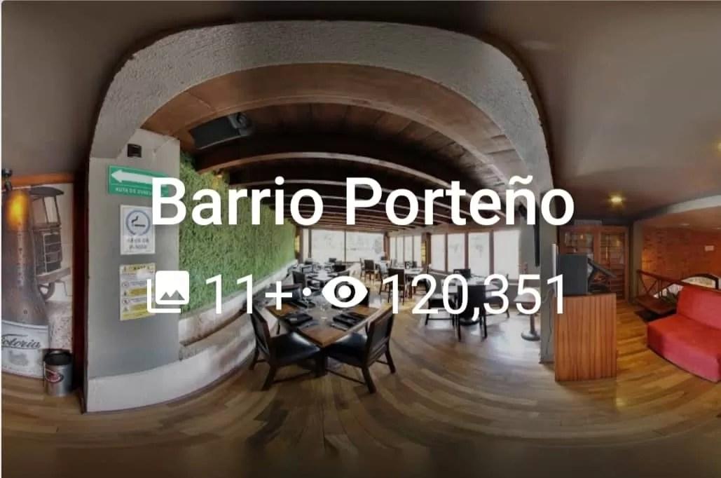 Barrio Porteño 2020