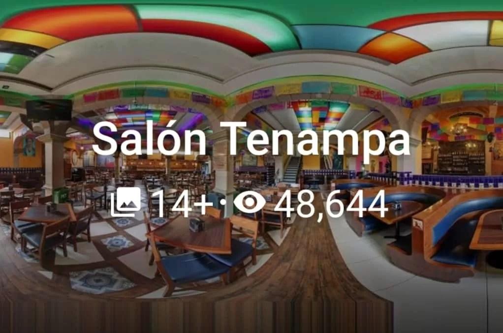 Salon Tenampa 2020