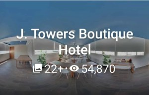 Towers Boutique Hotel 2020