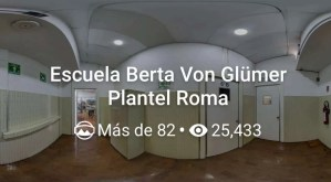 Berta Von Glumer plantel roma