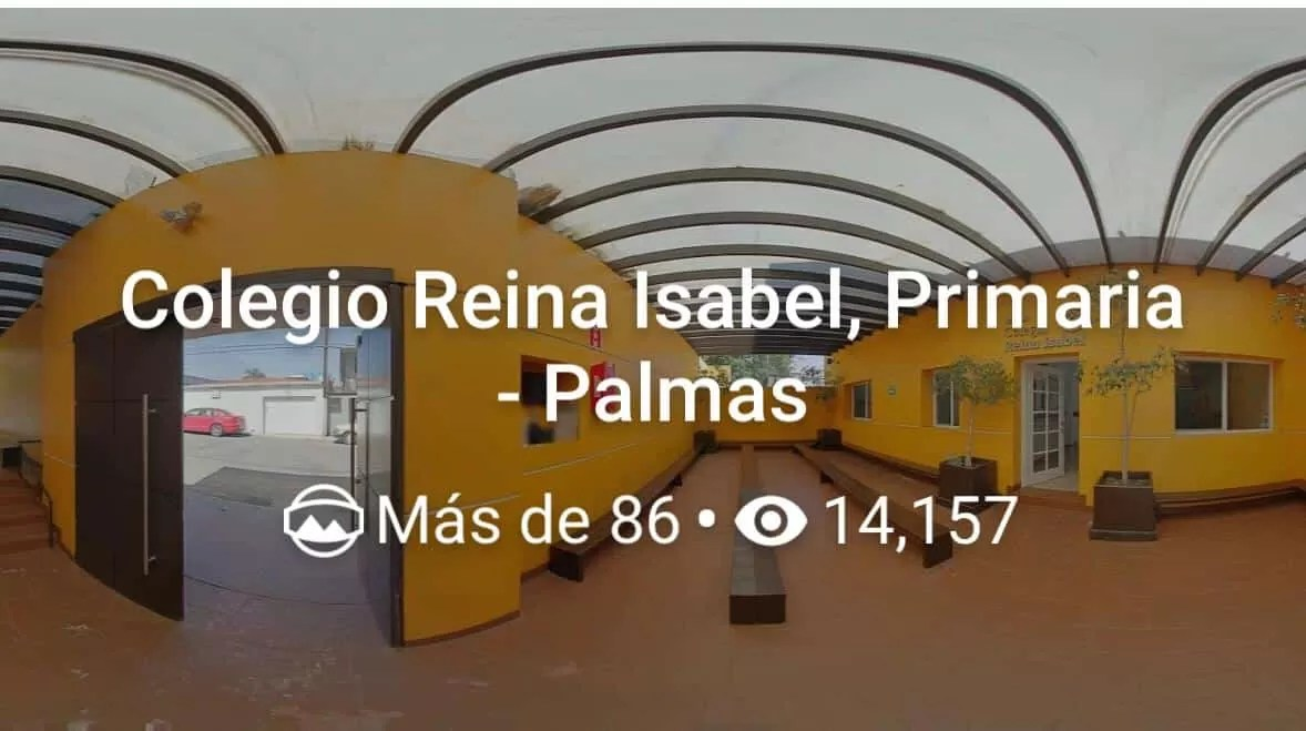 Colegio Reina Isabel, Primaria - Palmas Tijuana