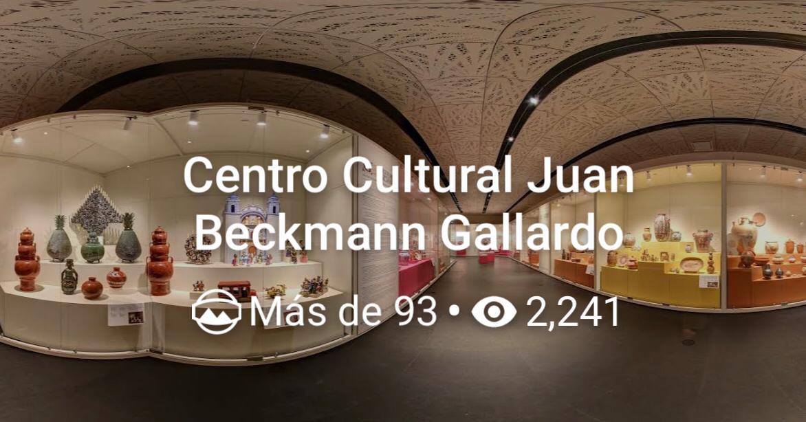 Centro cultural Juan beckmann Gallardo