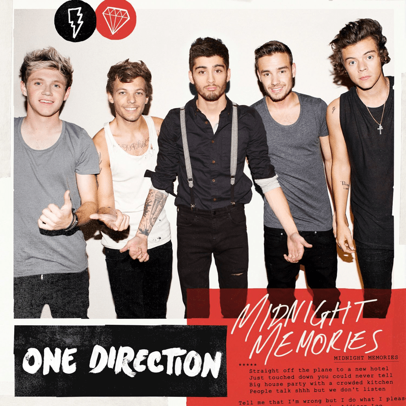 One Direction Estrenar U00e1 El Video De Midnight Memories