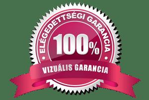 vizuális garancia