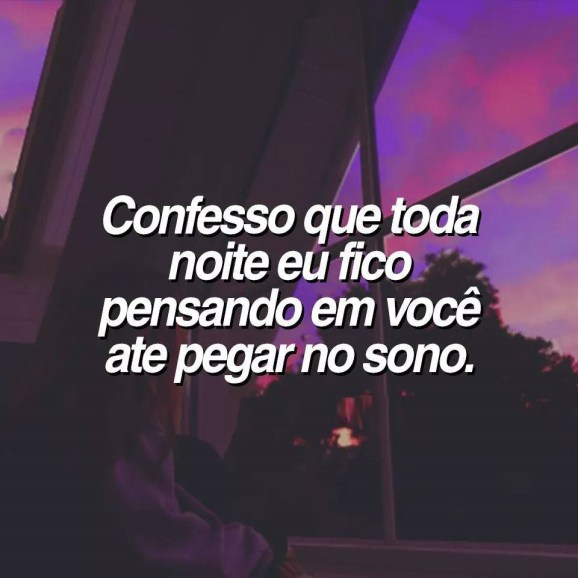 Confesso que que o meu amor aumenta a cada dia