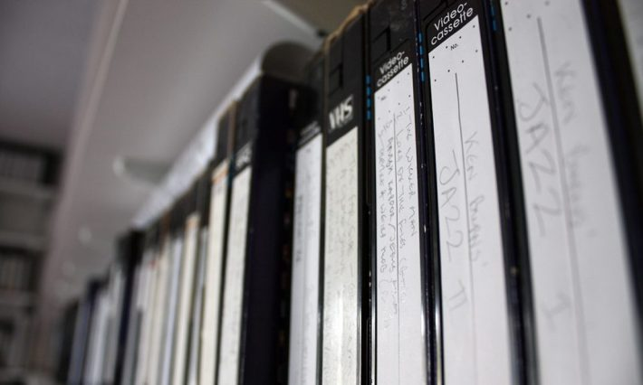 Imagen de Cintas VHS | Paso de cintas VHS-C a DVD