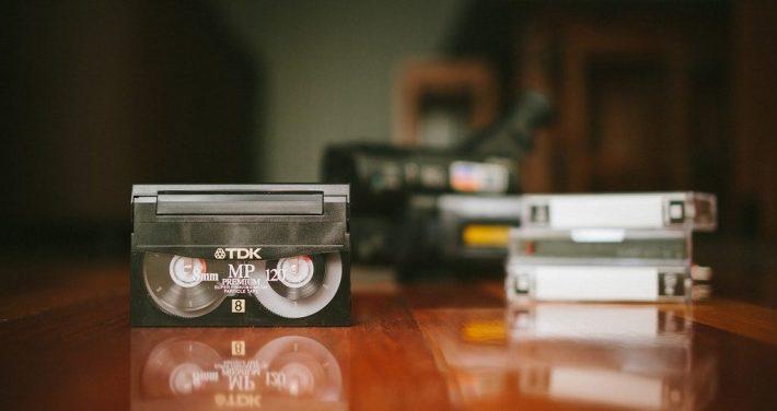 Imagen de Cintas VHS | Paso de cintas 8mm a DVD