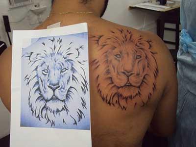 #maoritattoo #maori #polynesian #tatuagemmaori #tattoomaori #polynesiantattoos #polynesiantattoo #polynesia #tattoo #tatuagem. 33 Tatuagens de Leão: na Coxa, no Braço, nas Costas