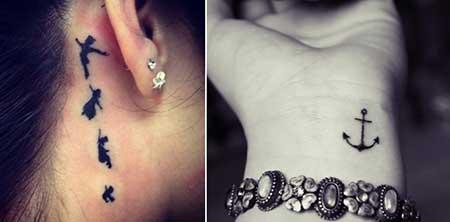 Fotos De Tatuagens Femininas Delicadas No Pulso