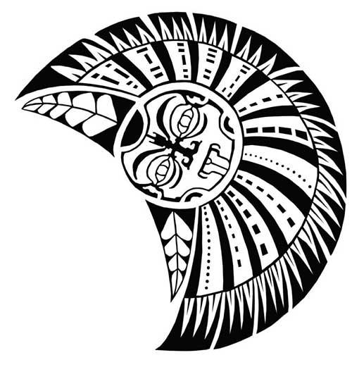 Desenhos Maori