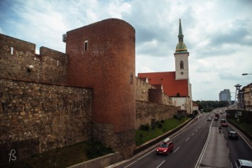 Things to do in Bratislava in an Afternoon - St Martins Church 02