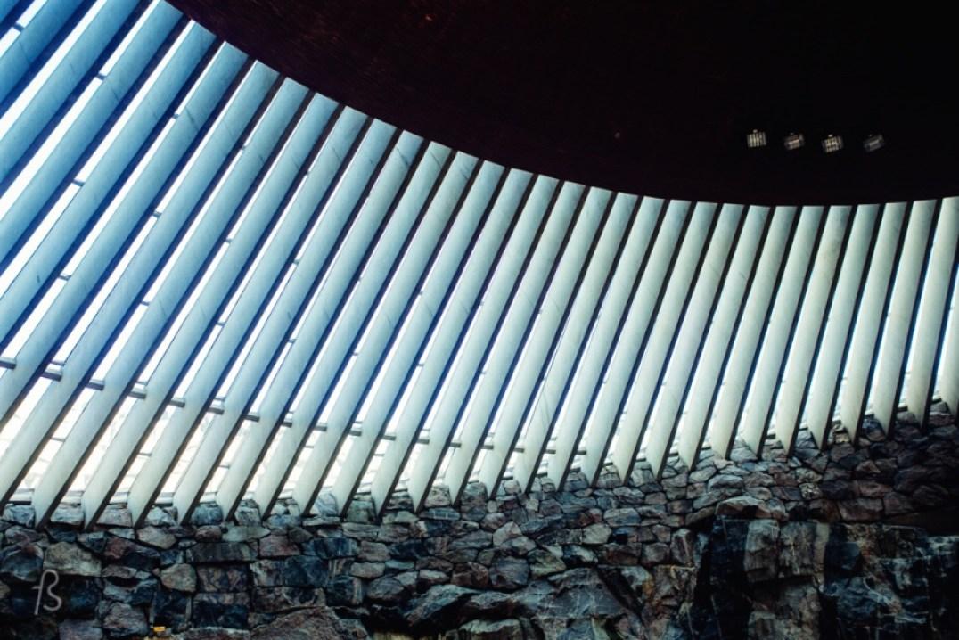 Church in the Rock Helsinki Temppeliaukio 03