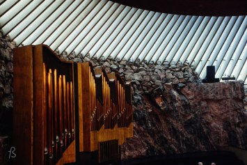 Church in the Rock Helsinki Temppeliaukio Organ 02