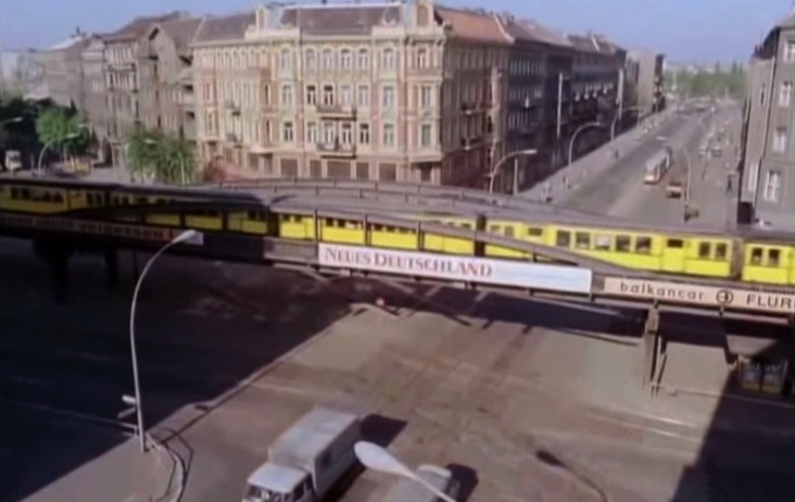 East Berlin in Video back in 1980 03