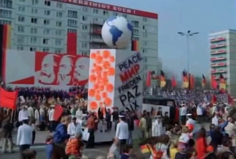 East Berlin in Video back in 1980 07