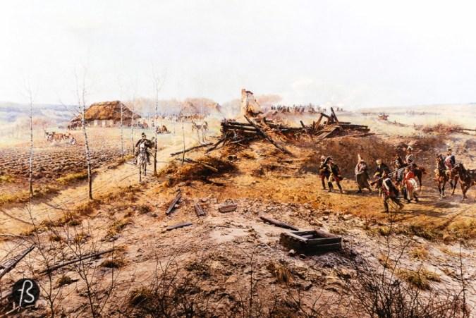 Panorama of the Battle of Racławice in Wrocław_17