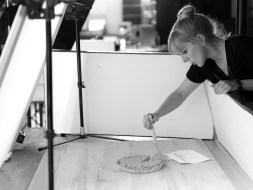 Behind the Scenes – Foodstyling