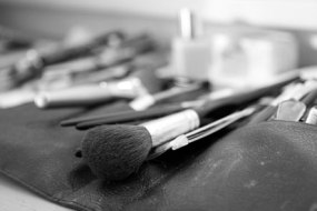 Behind the Scenes – Pinsel Styling