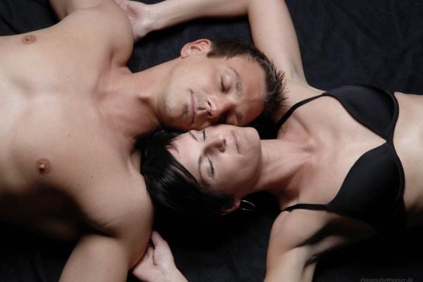 Erotisches Paarschooting für sie und ihn im Fotostudio Wagner