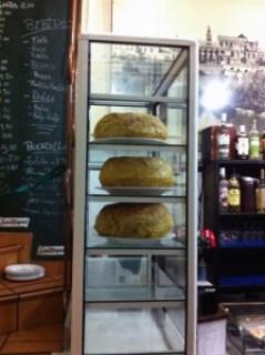 Tortilla de patatas Taberna Santos